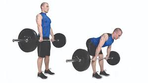 Exercise 1 Hamstring - Romanian Deadlift