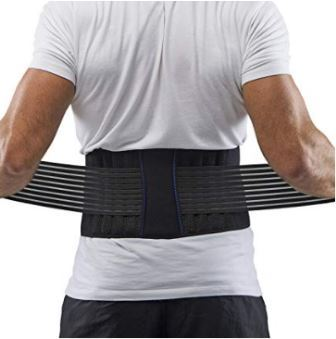 back support safety protection