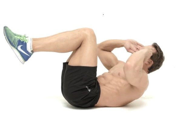 Abdominal Workout 1 - Sit Ups Abs