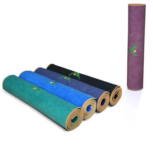 Aurorae Synergy Yoga Mat - Best People Slippery a Lot