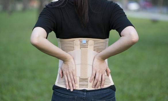 best back brace for lower back pain - women back brace