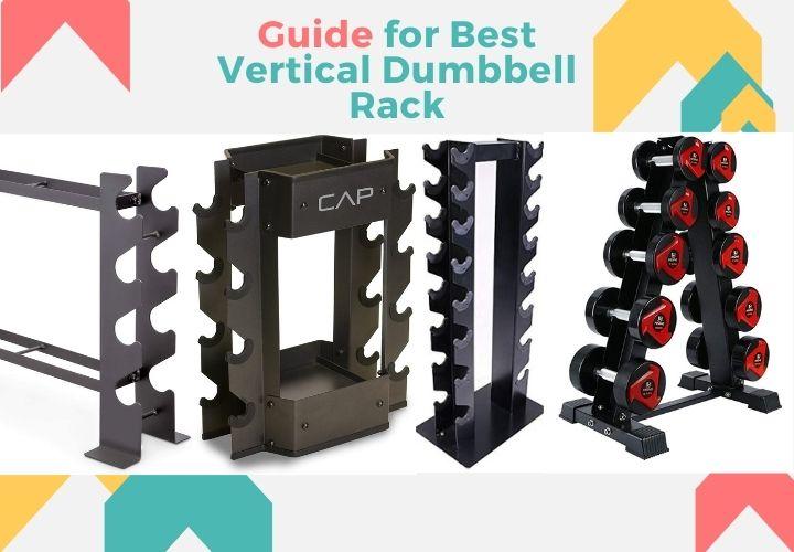 Best Vertical Dumbbell Rack for Home Gym