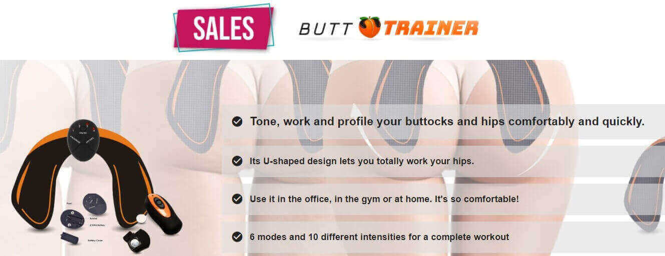 Butt Trainer Workout