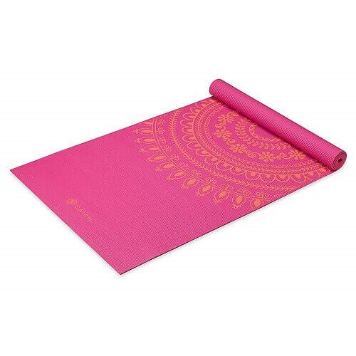 Gaiam Yoga mat carpet