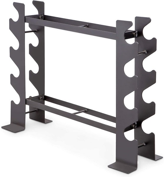 Marcy DBR-56 stand compact dumbbell rack