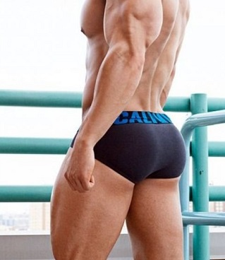 Glute Exercises for men