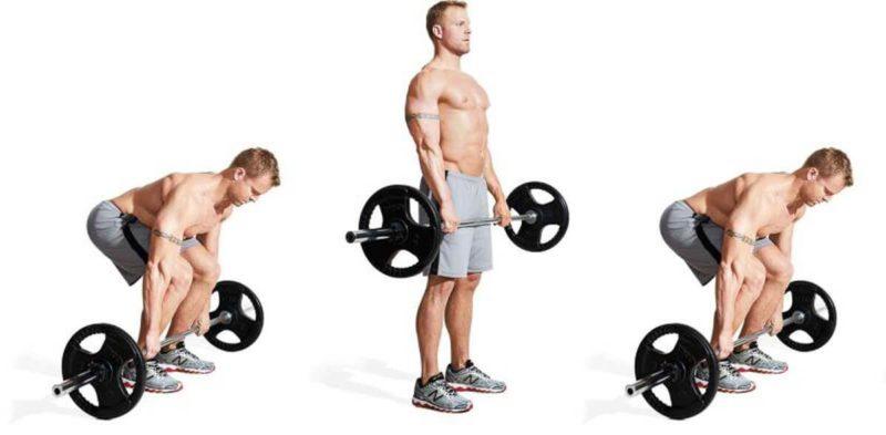 Spine Workout 4 - Deadlift