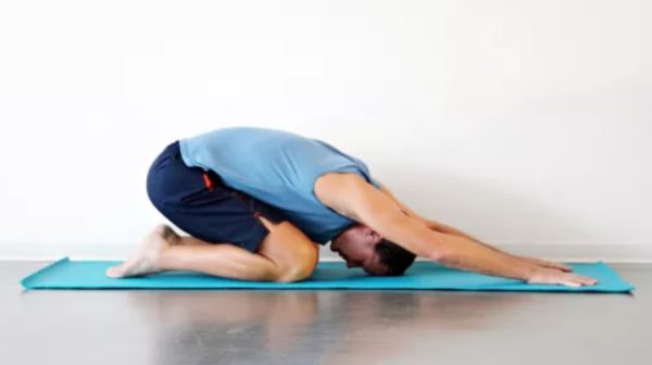 Spine Workout 5 - Child Pose