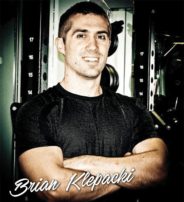 Trainer Brian Klepacki