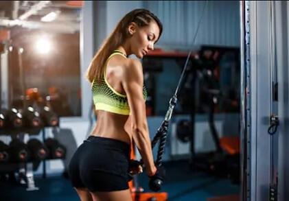 Triceps Women