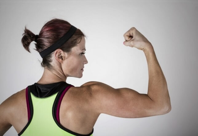 arm workouts for women at home