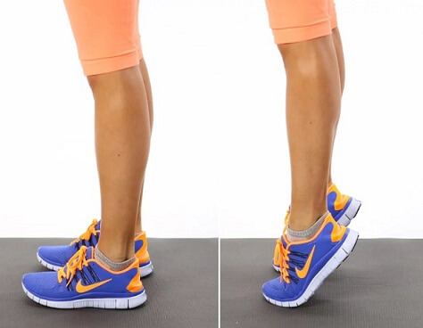 Calf Raise for Women Calves