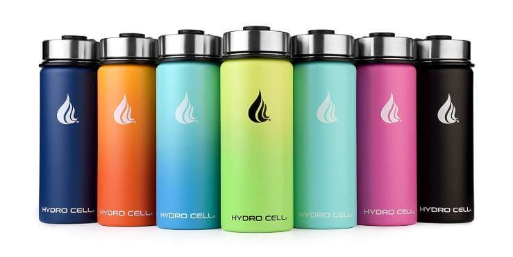 hydro cell water bottle review - hydrocell water bottle review